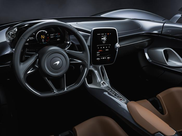 McLaren Elva,, tutte le foto della nuova supercar da 1,8 milioni