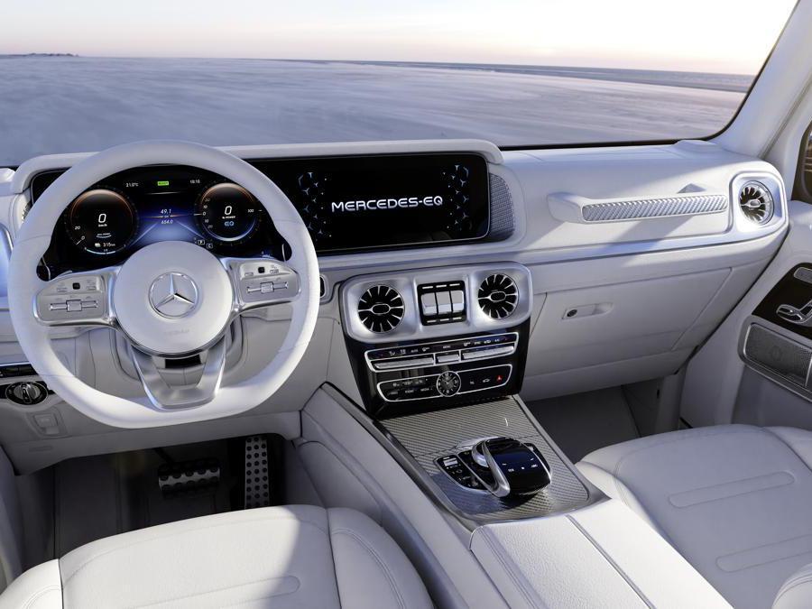 Mercedes-Benz EQG Mercedes-Benz EQG