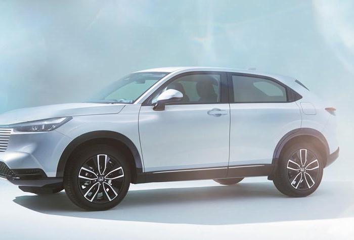 Nuova Honda HR-V, la terza generazione
