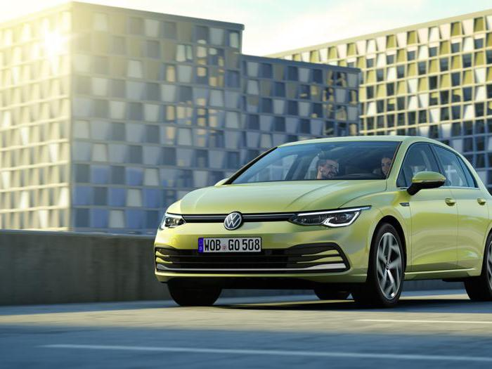 Nuova Volkswagen Golf 8, com'è fatta l'ultima generazione