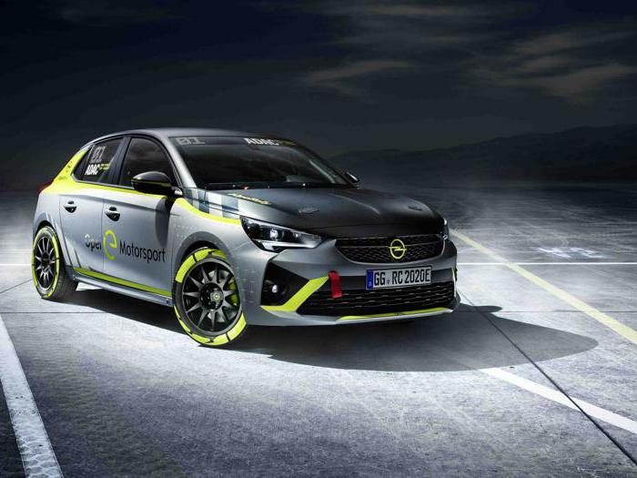 Opel Corsa e-Rally, la prima elettrica per le gare