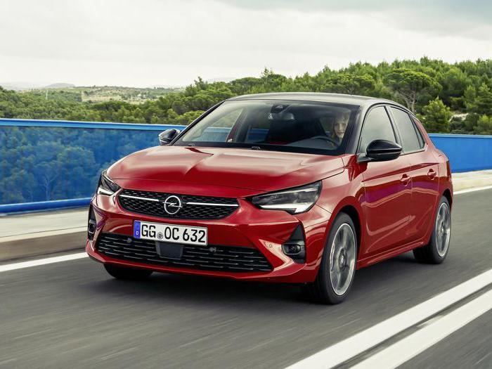 Opel Corsa, tutte le foto della nuova generazione
