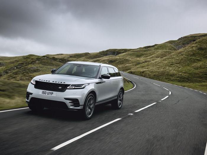 Range Rover Velar le foto del Model Year 2021
