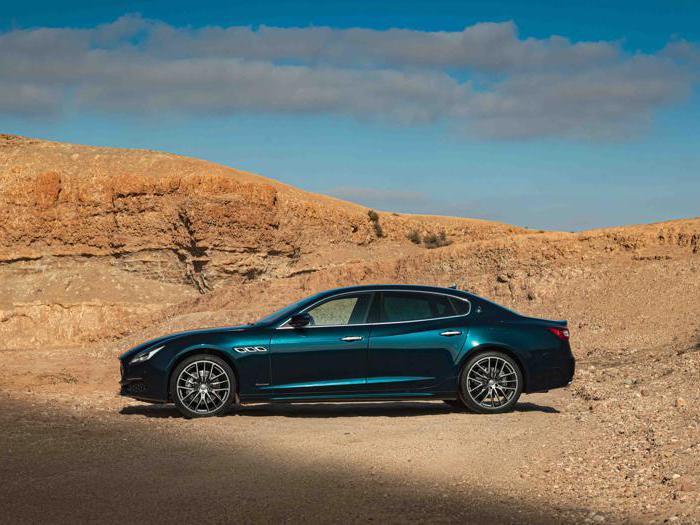 Royale, ecco  l'allestimento più lussuoso di Maserati