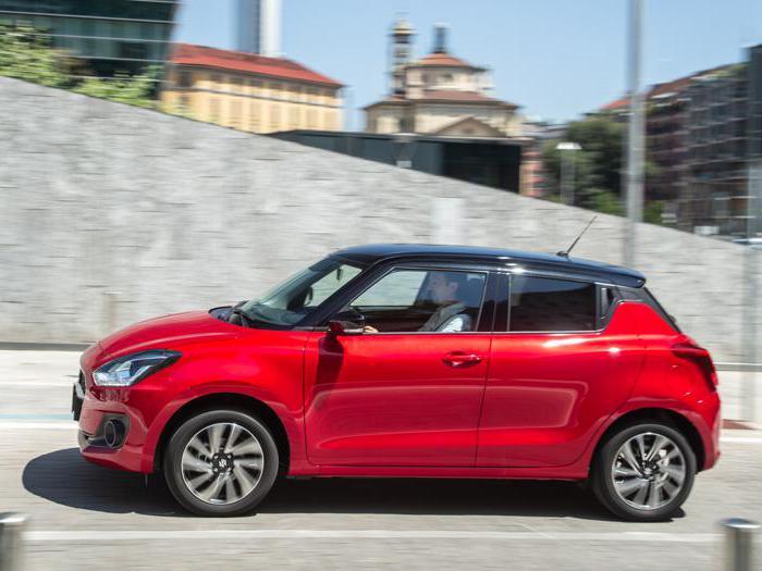 Suzuki Swift Hybrid, le foto della seconda serie