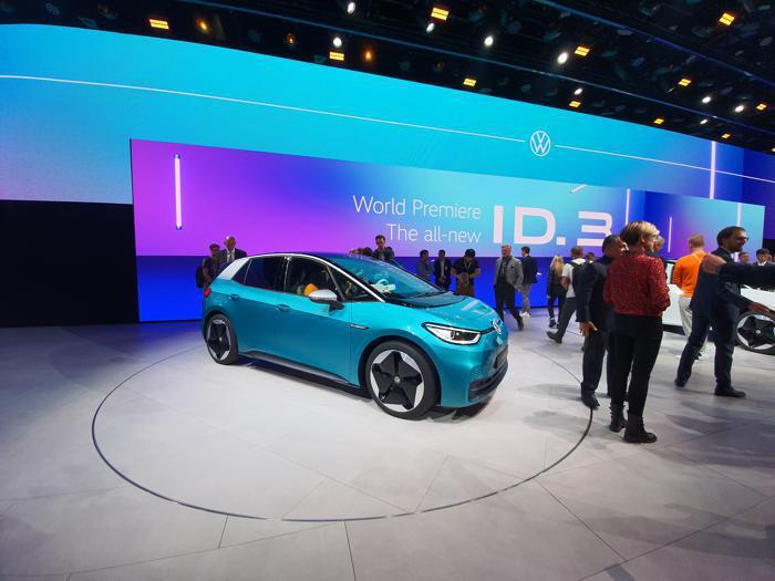 Volkswagen Id.3, debutta la nuova elettrica da 30mila euro
