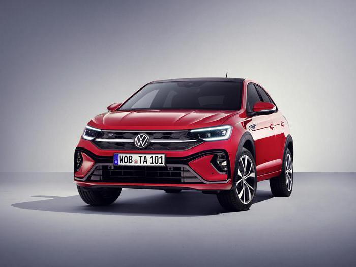 Volkswagen Taigo, tutte le foto del nuovo urban suv