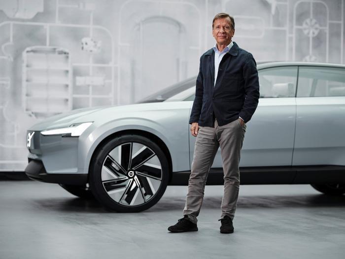 Volvo Concept Recharge, il prototipo che anticipa la prossima generazione di auto elettriche