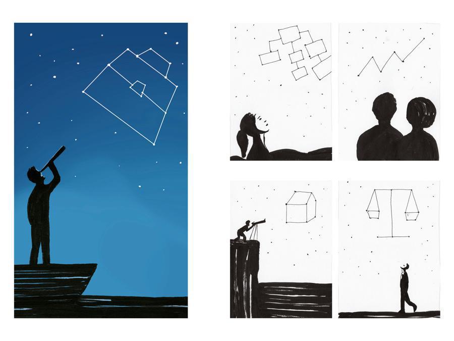 Sonia Diab - Contest Il Sole 24 Ore-Mimaster Illustrazione x #OrientaProfessioni