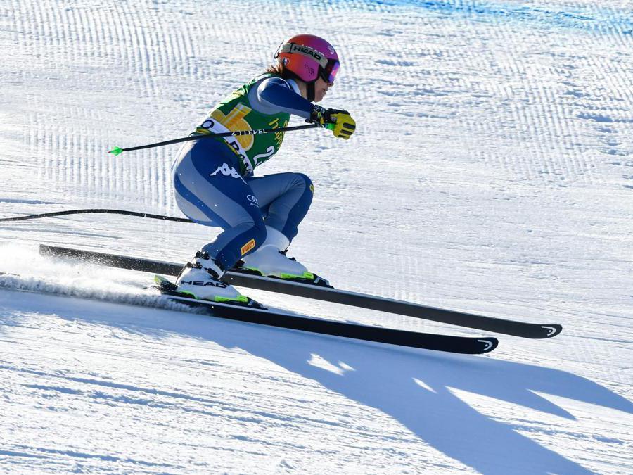 Elena Curton (NIKOLAY DOYCHINOV / AFP)