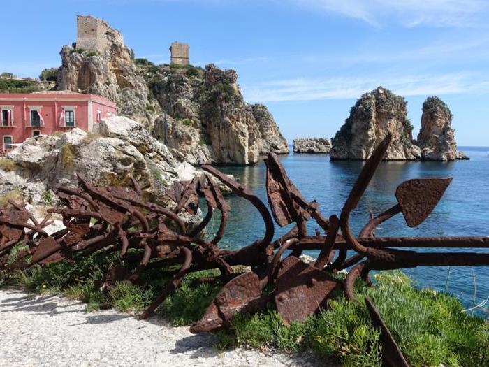 Da Palermo ad Agrigento, la costa occidentale della Sicilia a due ruote