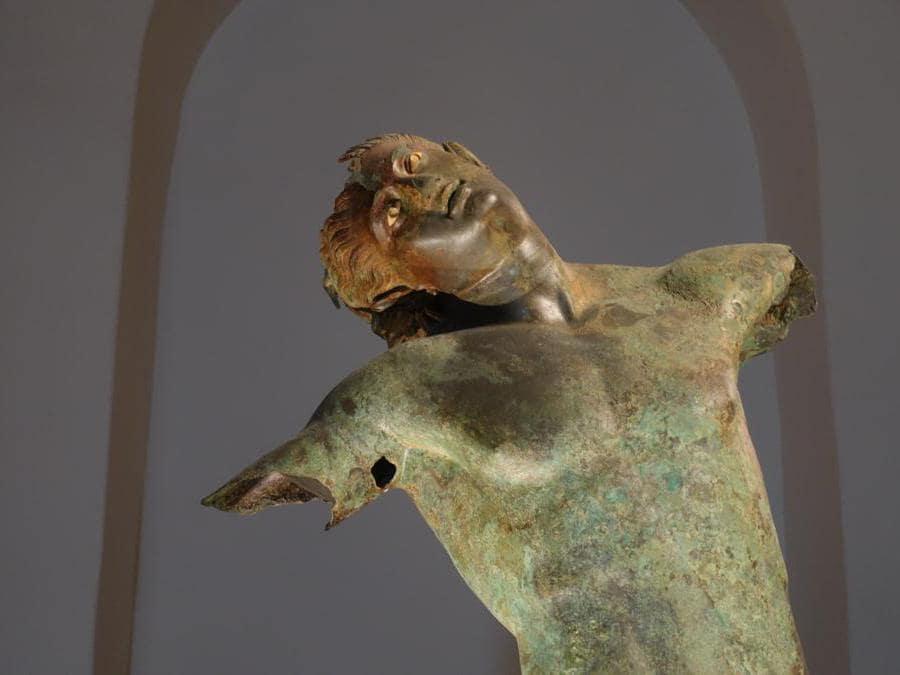Il Satiro danzante, Mazara del Vallo