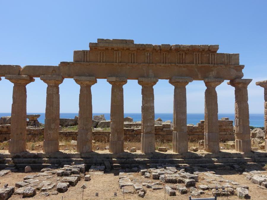 Selinunte, l'acropoli