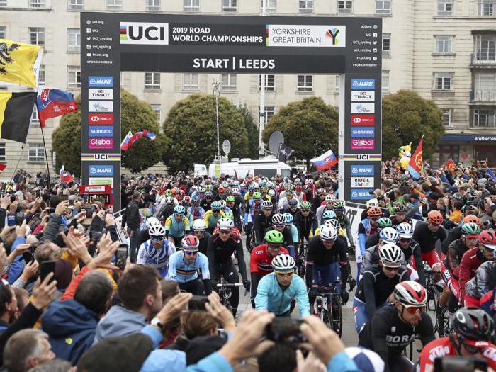 Mondiali di ciclismo:Trentin argento, vince Pedersen
