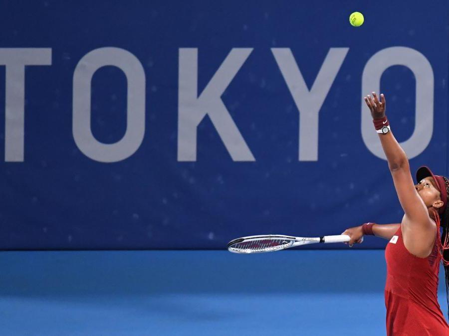 La giapponese Naomi Osaka (Reuters/Piroschka Van De Wouw)