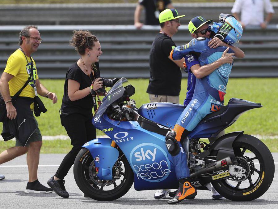 Valentino Rossi vince il Gp della Malesia (Sepang) nel 2018  (Epa(Fazry Ismail)