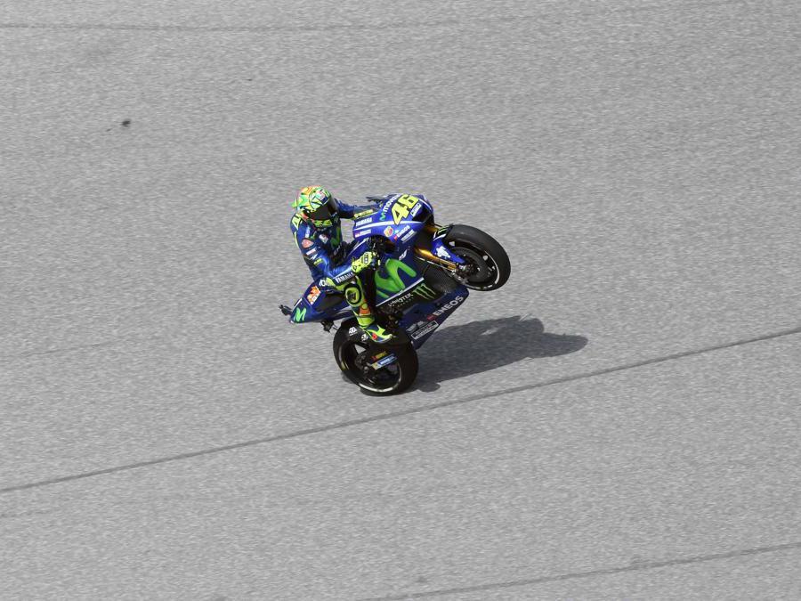 Gp di Austin -  nella foto Valentino Rossi (Ipp/Marco Guidetti)