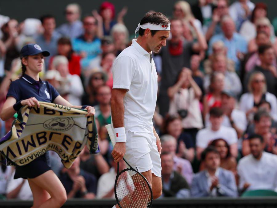 Roger Federer. REUTERS/Andrew Couldridge