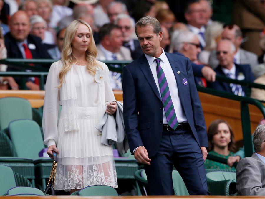 L'ex tennista Stefan Edberg. REUTERS/Andrew Couldridge