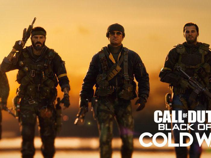 Cod: Black Ops Cold War - le immagini
