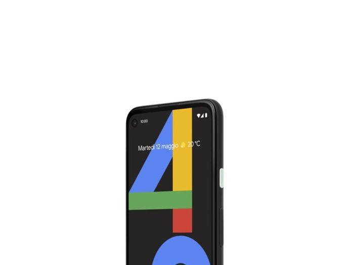Come è fatto il Google Pixel 4a
