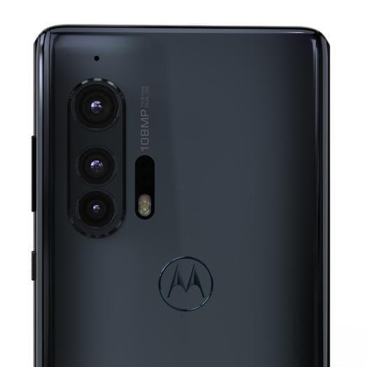 Ecco Motorola Edge+, le immagini