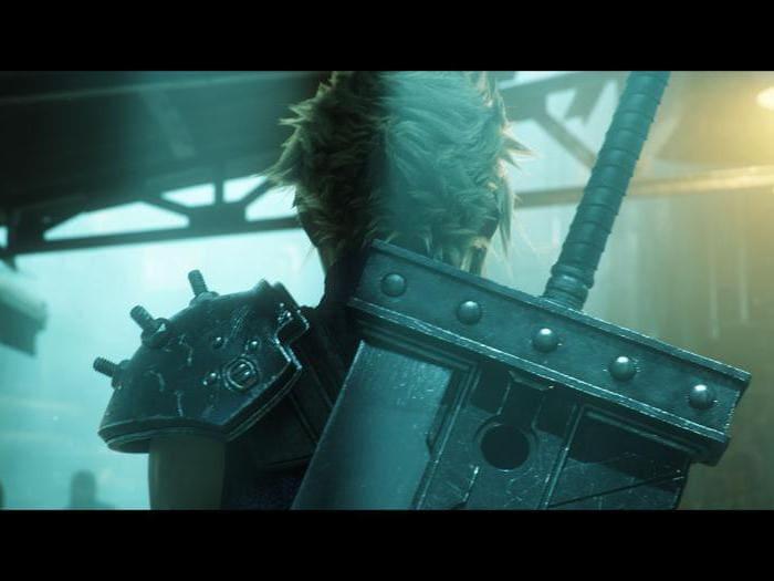 Final Fantasy VII Remake, le immagini