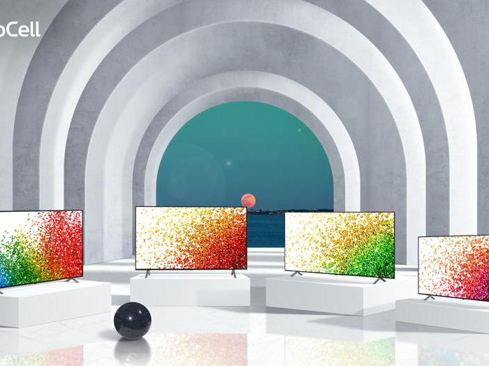 I nuovi televisori di Samsung e Lg