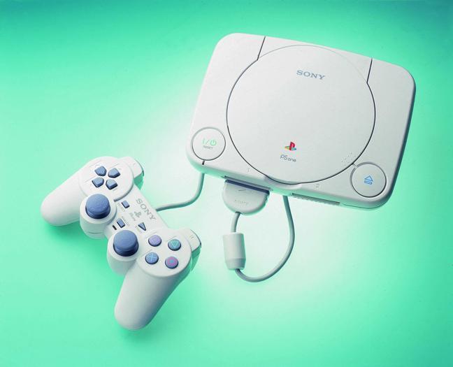 L'evoluzione della Playstation
