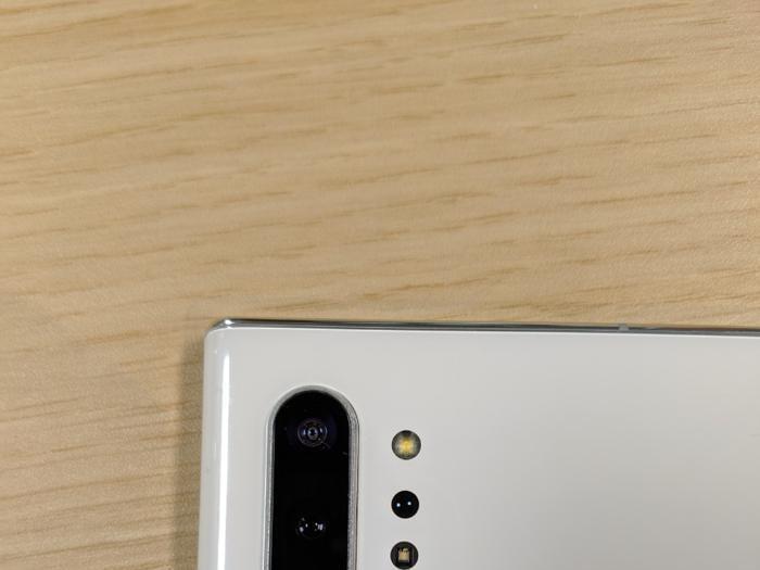 Le immagini del Samsung Note 10