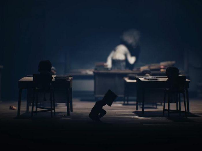 Little Nightmares 2, le immagini del gioco