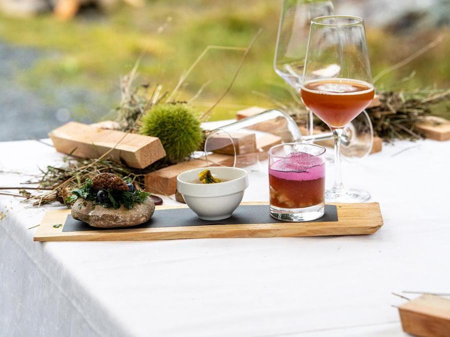 Immagine del Sentiero Gourmet (Fabio Borga)
