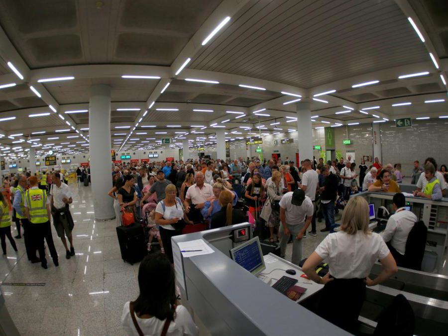 Palma de Mallorca. (Reuters/Enrique Calvo)