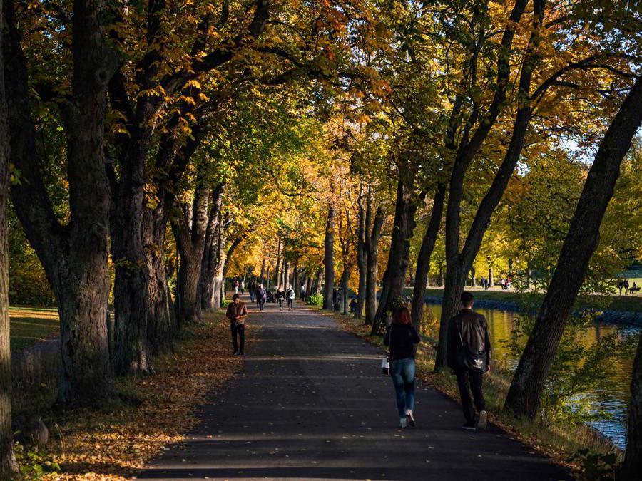 Stoccolma. (Photo by Jonathan NACKSTRAND / AFP)