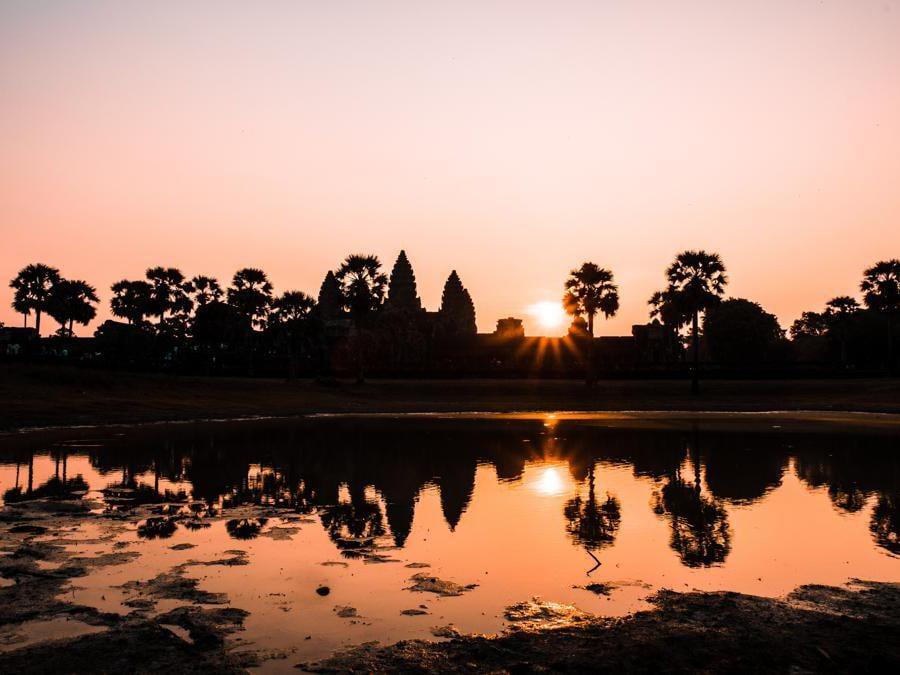 Angkor Wat, Siem Reap, Cambogia. (Remi Yuan)