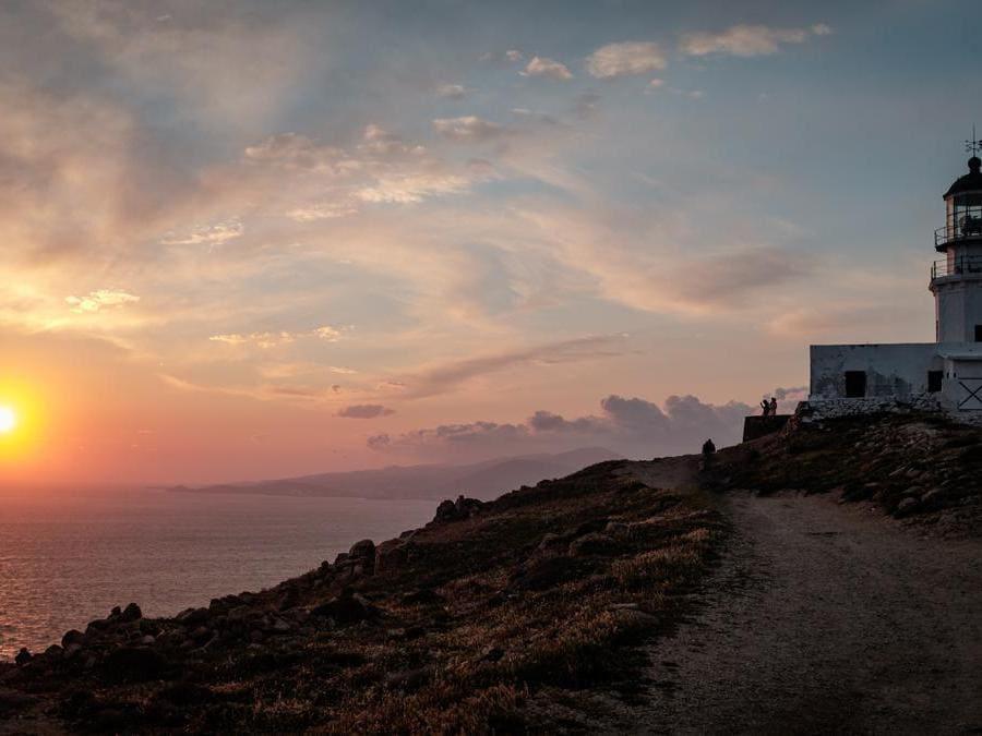 Mykonos, Grecia. (Aris Sfakianakis)