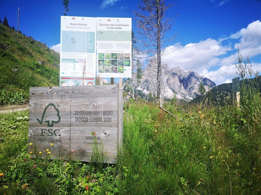 In Alta Badia l'iniziativa WowNature