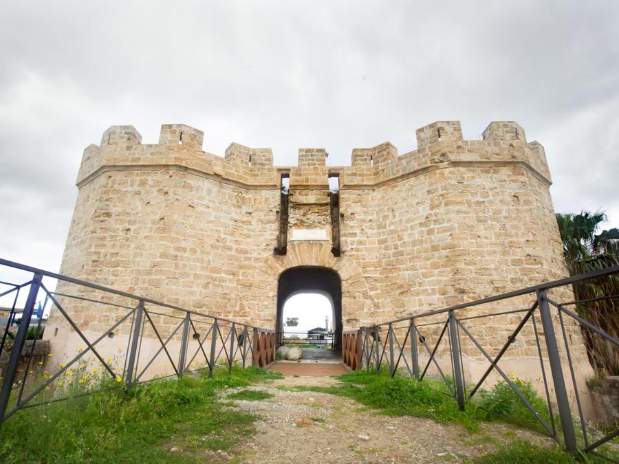 Palermo, Castello a Mare (Photo: Rosellina Garbo)