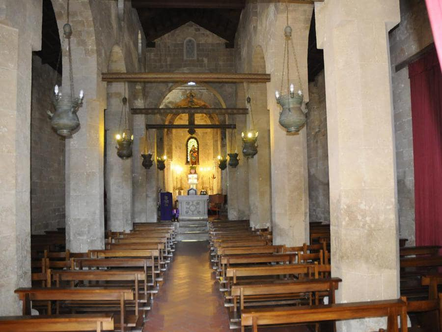Palermo, Chiesa di San Giovanni dei Lebbrosi