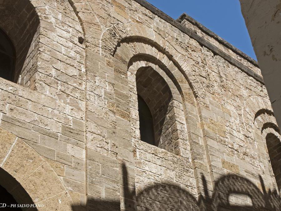 Palermo, Chiesa di Santa Maria Maddalena. Particolare