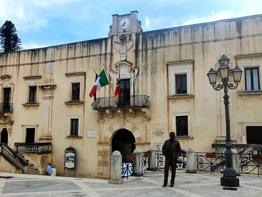 Il Palazzo del Gattopardo a Santa Margherita Belice