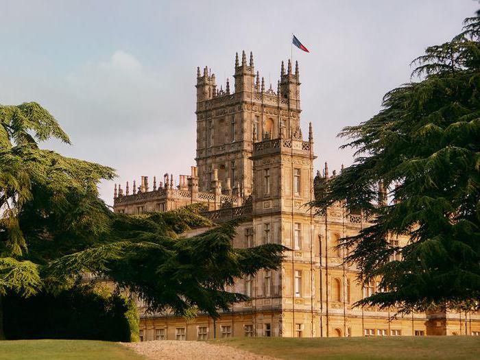 Un notte al castello di Downton Abbey