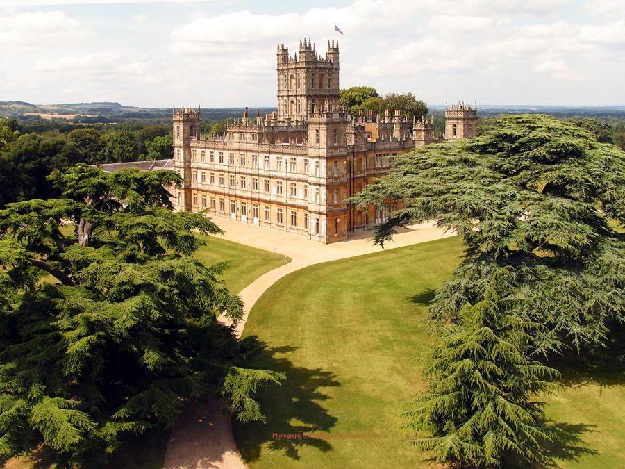 (Photo Credit: Highclere Castle)