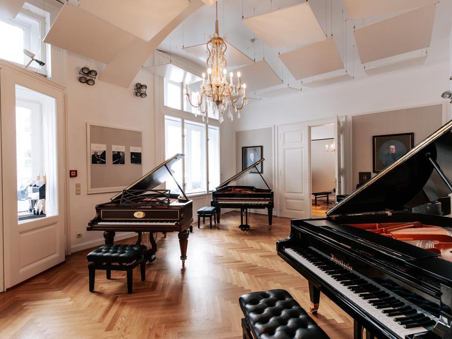 I pianoforti Bösendorfer (Paul Bauer)