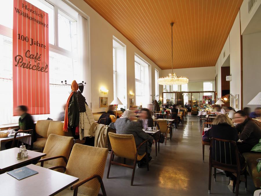 Café Prückel (Vienna Tourist Board, Christian Stemper)