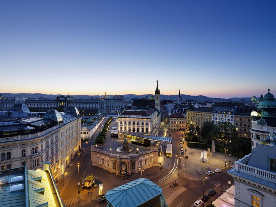 Centro città (Ente per il Turismo di Vienna, Christian Stemper)