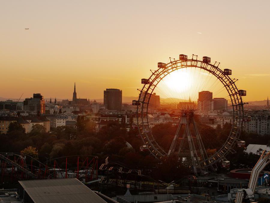 La ruota panoramica (Vienna Tourist Board, Paul Bauer)