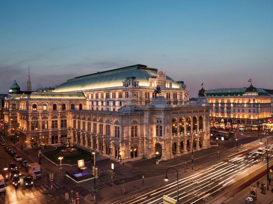 L'Opera di Stato Vienna ( Ente per il Turismo di Vienna, Christian Stemper)
