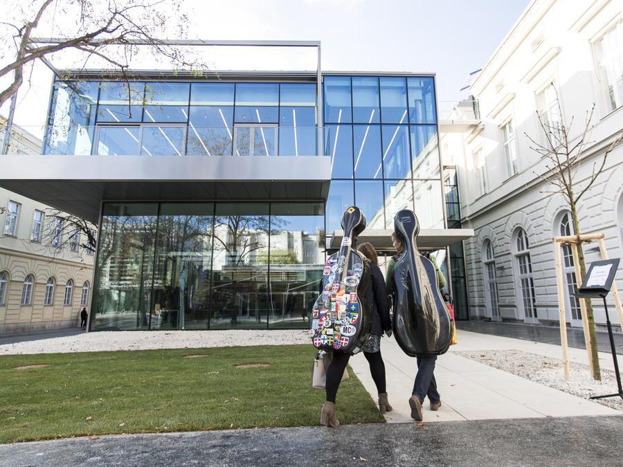 L'Università per la musica e le arti interpretative di Vienna -mdw (Stephan Polzer)