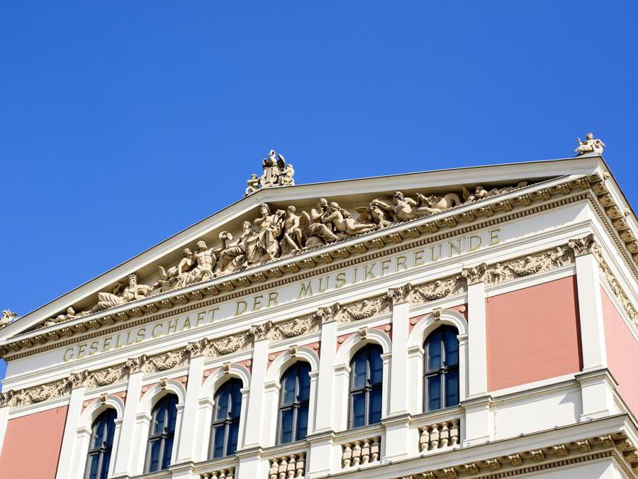 Musikverein (Ente per il Turismo di Vienna, Christian Stemper)